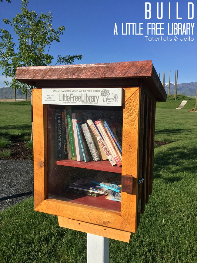 little free library information