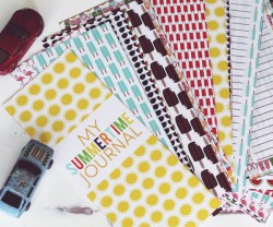 Free Printable Summertime Journal!