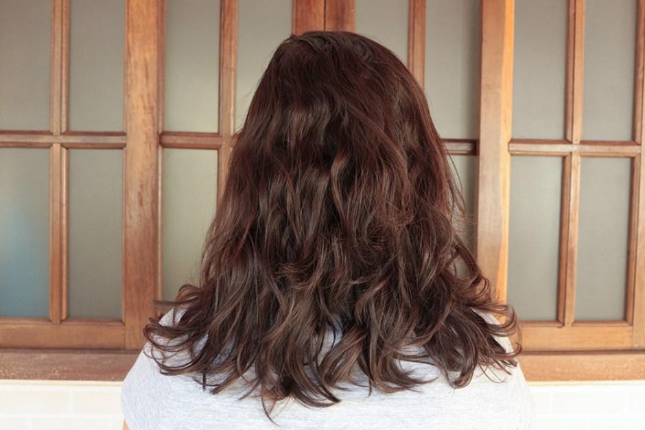 cabelo sem vida