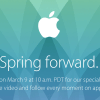 [Apple]Apple Online Storeが、「We'll be back」になりました。スペシャルイベントで新製品何か出るかも?