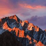 [Mac]iDownloadBlogにてmacOS Sierraの壁紙がダウンロードできますね
