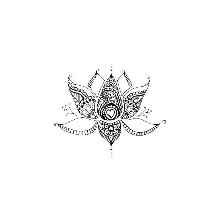 lotus chandelier