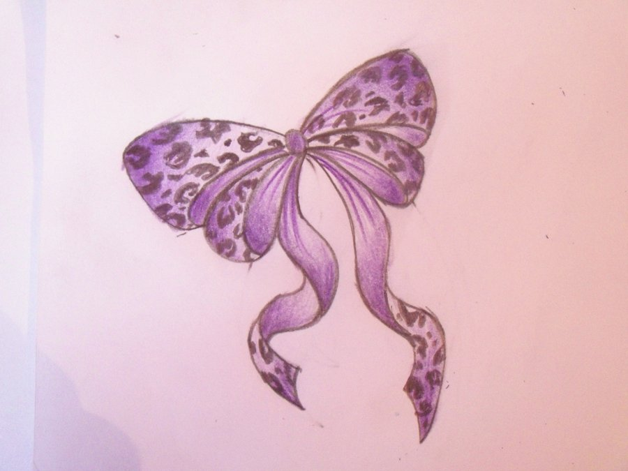 Soft Purple Leopard Print Tattoo Photo - TattooMagz \u203a Tattoo
