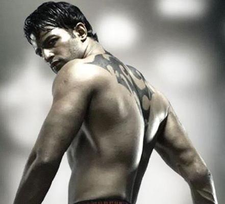Men Upper Back Tattoo Designs-Cool Tattoos For Back