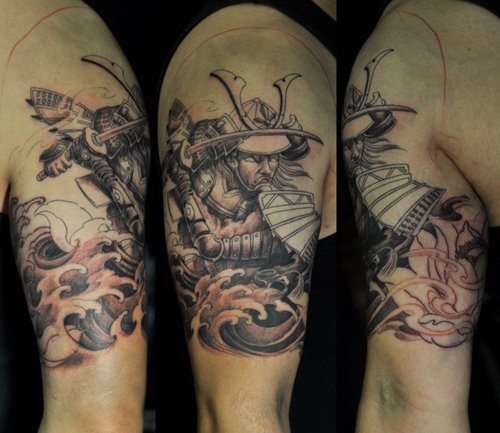 Samurai tattoos tattoo pictures collection