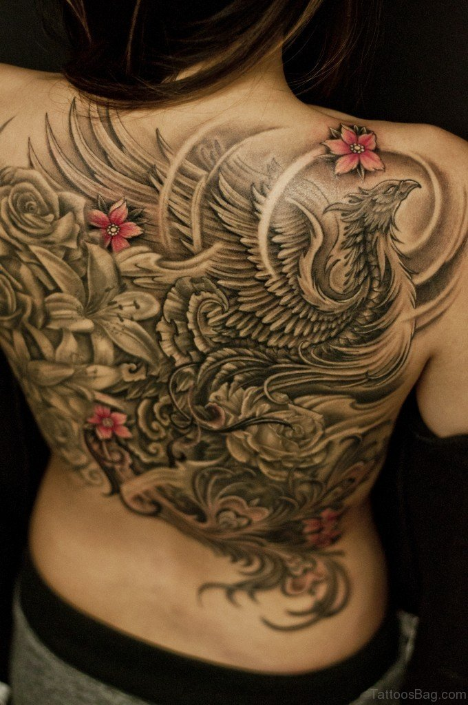 Tattoo Bilder Für Frauen 42 Nice Black And Grey Tattoos For Back