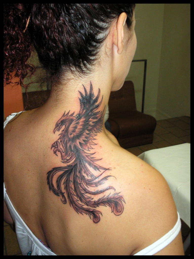 Tattoo Bilder Für Frauen Phoenix Tattoos Designs, Ideas And Meaning | Tattoos For You