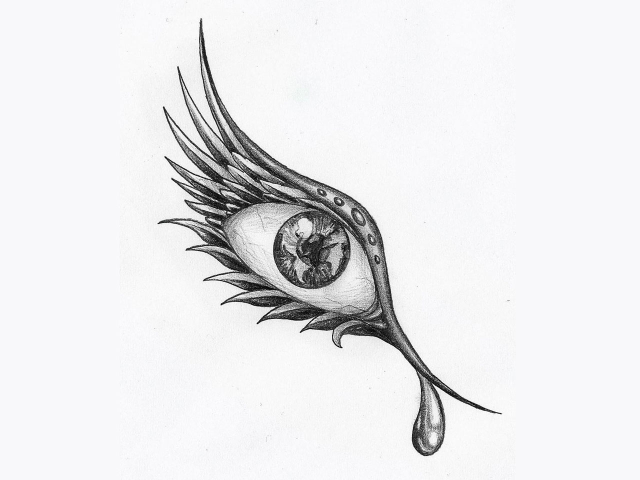 Drop Design Teardrop Tattoos Designs Ideas And Meaning Tattoos For You