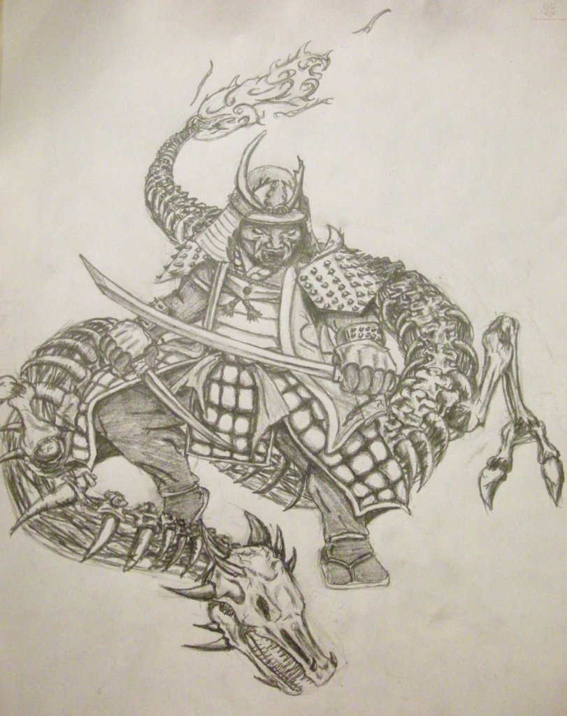 Tattoo Gallery Samurai Mask Tattoo Meaning
