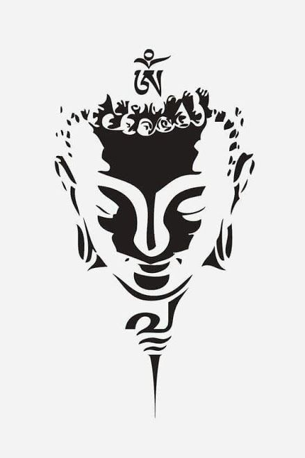 Buddha Bilder Schwarz Weiss Tattoo Trends - Best Buddha Tattoo Designs Ideas Men Women