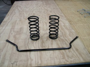 Sway Bars & Ubolts. Custom made. All sizes and threads.