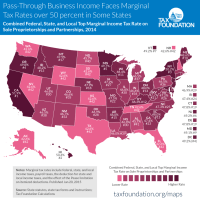 Tax Rate 50.4% on Small Business Income, Hawaii #2 in USA ...