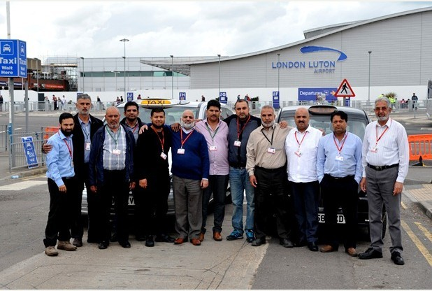 Taxi drivers to protest on Wednesday after contract awarded to London firm