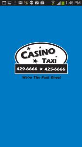 Splash Page - Casino Taxi Halifax