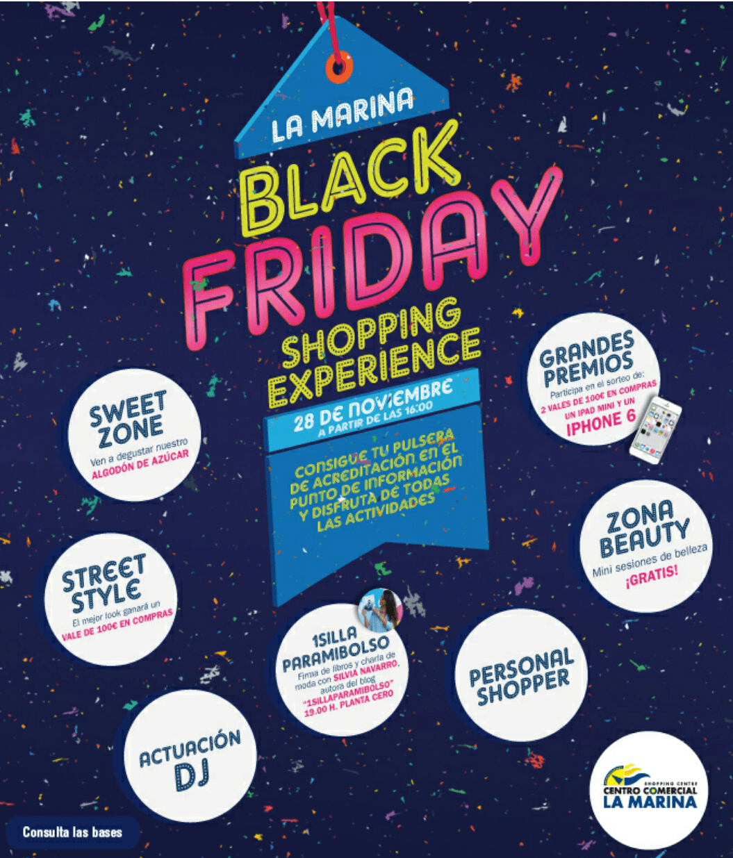 Black Friday Germany Este Viernes En El Cc La Marina Black Friday Taxis