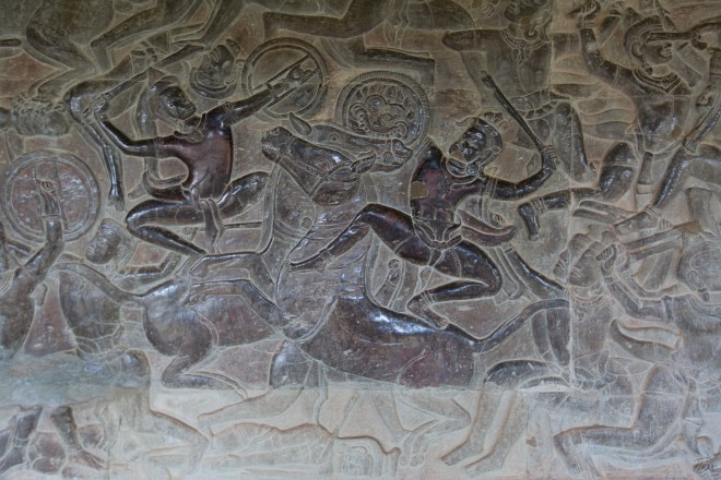 AngkorWatTouchOiledCarving