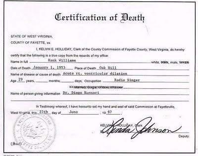 death certificate template microsoft word - Josemulinohouse