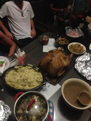 A Central American Thanksgiving