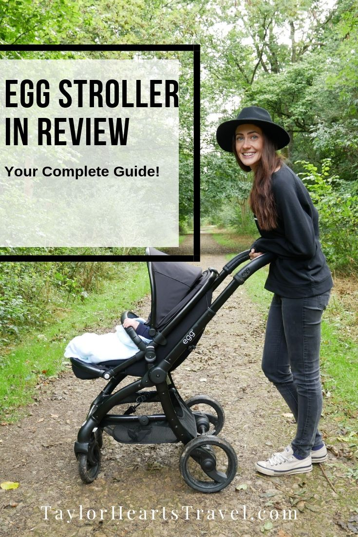 Egg Pram Gunmetal Review Babystyle Eggtravel System Taylor Hearts Travel