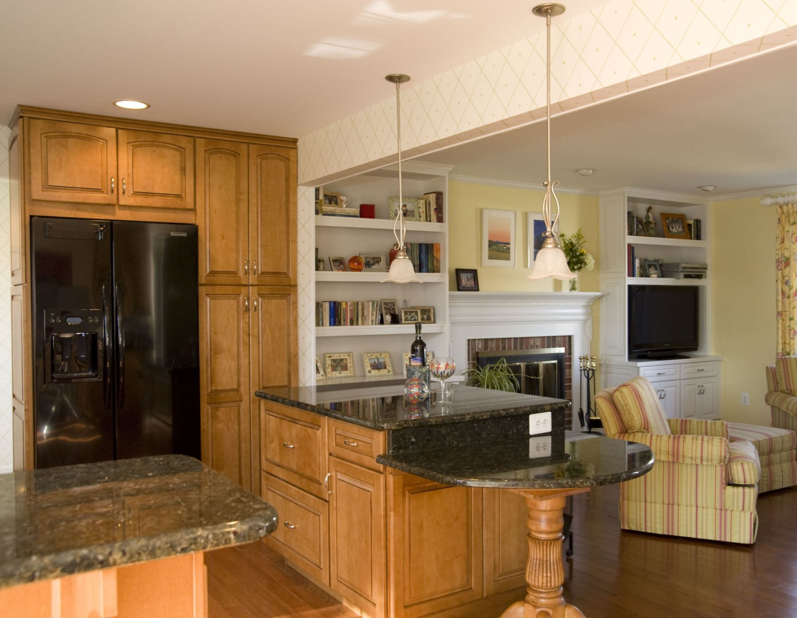 Kitchen Cabinets Baltimore Lutherville Family Oriented Kitchen Taylor Made Custom