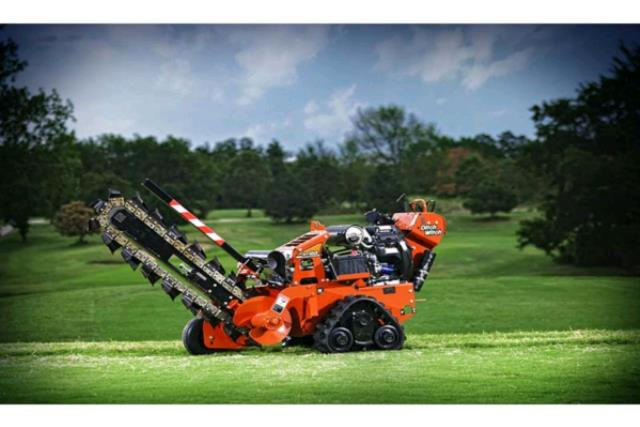 Trencher 36 Inch Tracked Rentals Concord Nh Where To Rent