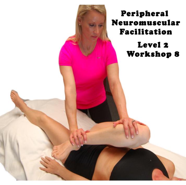 Proprioceptive Neuromuscular Facilitation (DVD 18) \u2013 Taylor