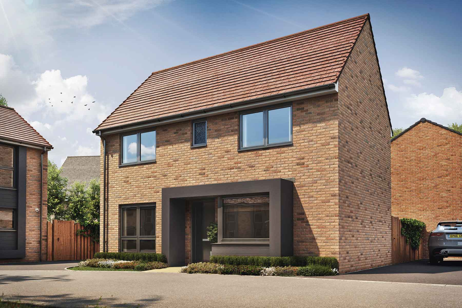 Park Inn Harlow Gilden Park New Homes In Harlow Taylor Wimpey