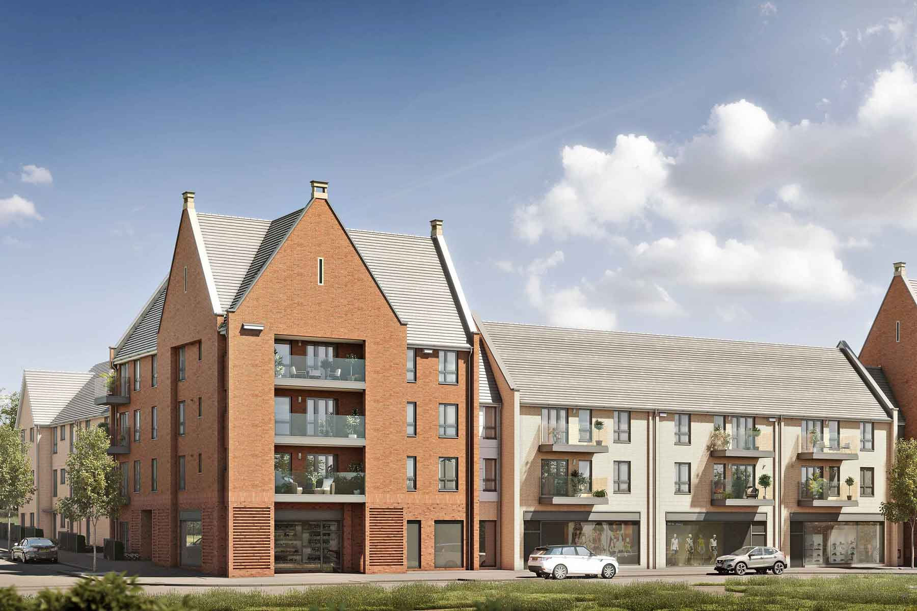 Ashford Paris Repton Park New Homes In Ashford Taylor Wimpey