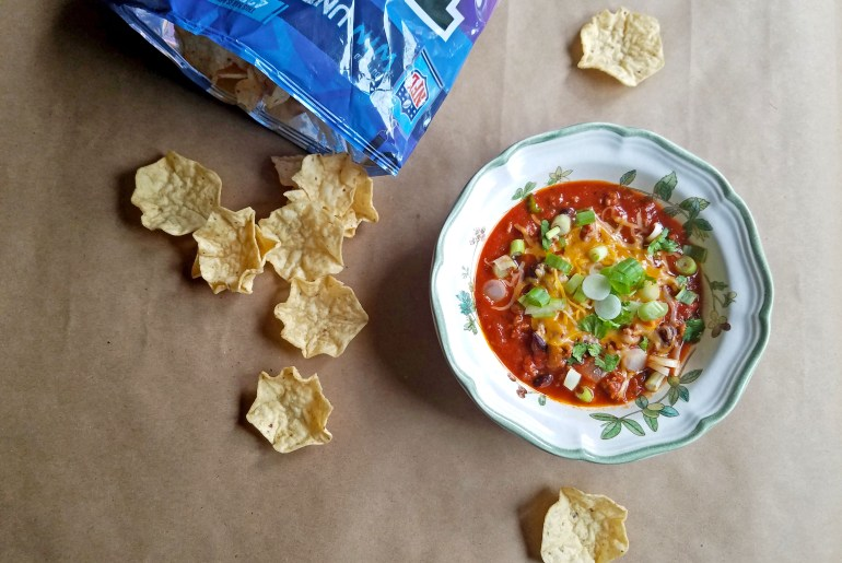 The best chili you've ever had!