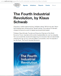 [RECOMMENDED] The Fourth Industrial Revolution, by Klaus ...