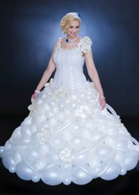 Balloon wedding dress - Balloon Dress