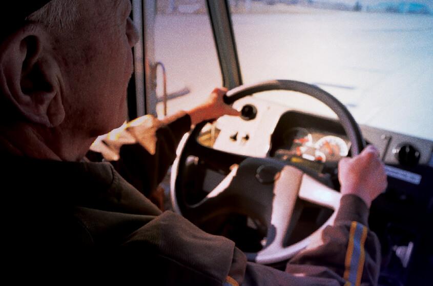Drivers at UPS