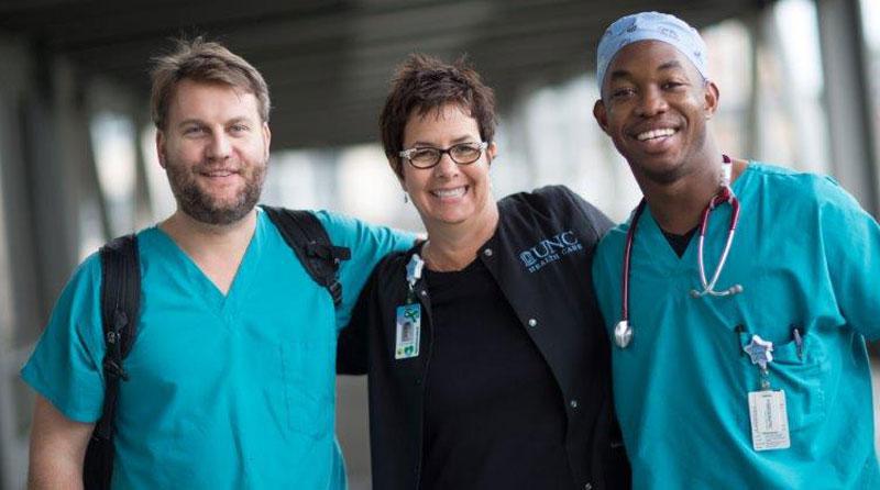 RN CLINICAL NURSE II -CRITICAL CARE TRANSPORT at UNC Health Care