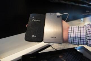 PadFone Infinity und Nexus 4