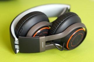 Jabra Revo Wireless Kopfhörer zusammengeklappt