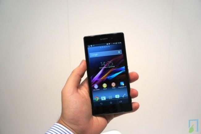 Sony Xperia Z1 Kurztest
