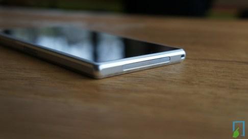 Sony Xperia Z1 Lautsprecher