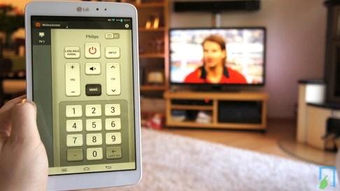 LG G Pad Quick Remote