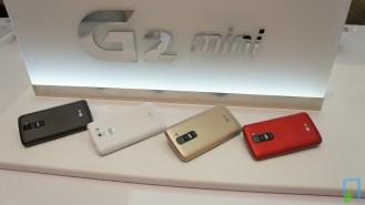 LG G2 mini Farben