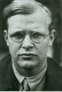 Rev. Dietrich Boenhoeffer