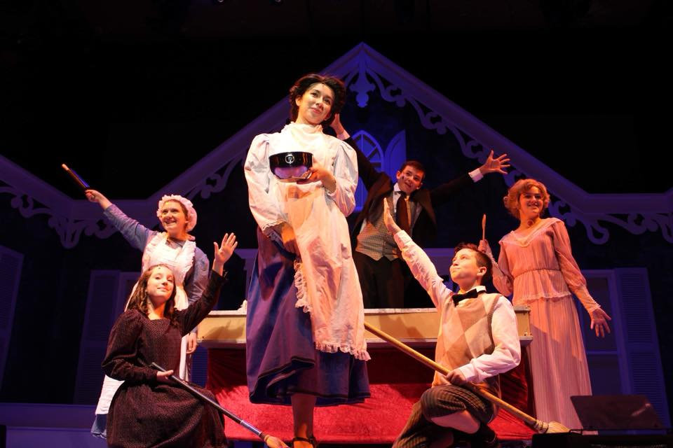 Theater Review A practically perfect \u0027Mary Poppins Jr\u0027 lands at