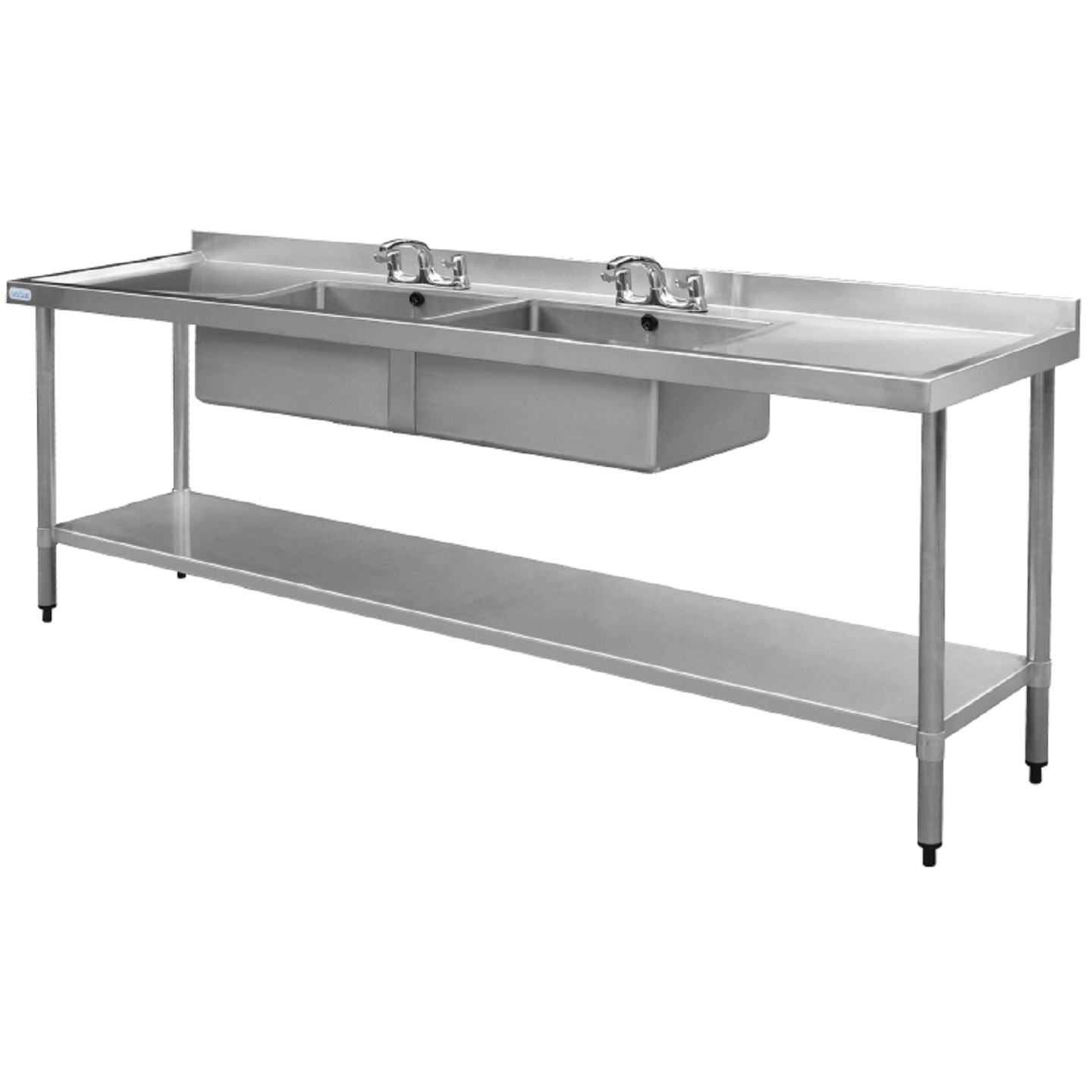 Mobilier Cuisine Inox Occasion Evier Inox X Vier Double Gouttoir Double With Evier Inox