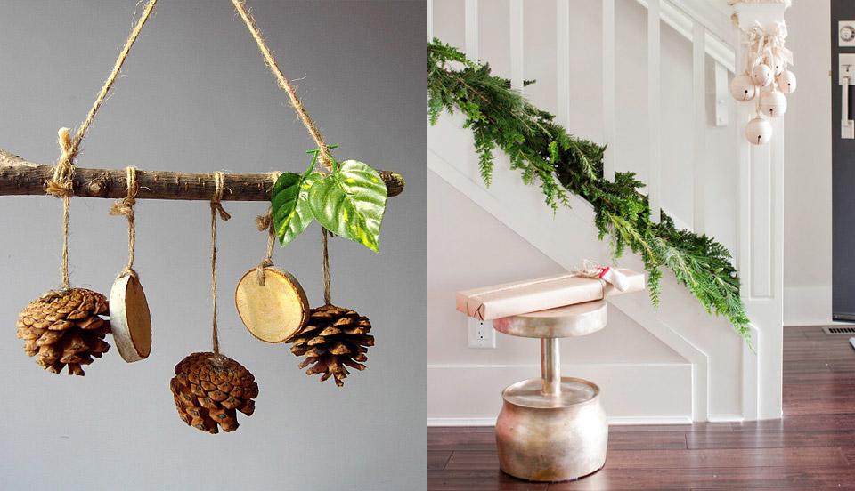 Inspiring Contemporary Christmas Decorating Concepts for Your Home - contemporary christmas decorations
