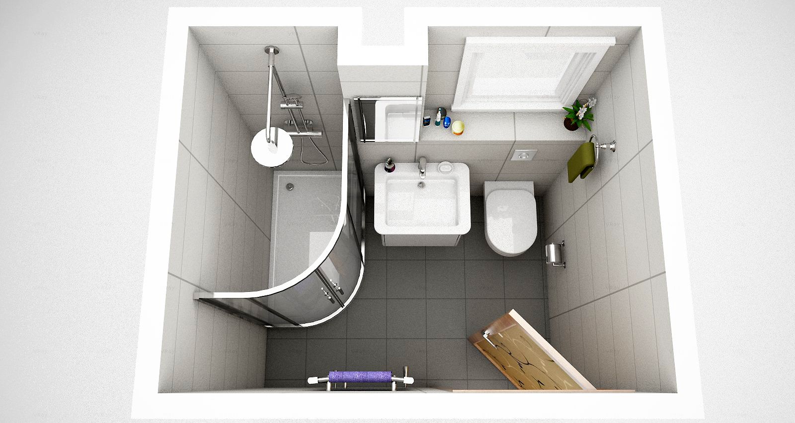 Kozikaza Plan 3d Top 10 Tips To Successful Bathroom Design