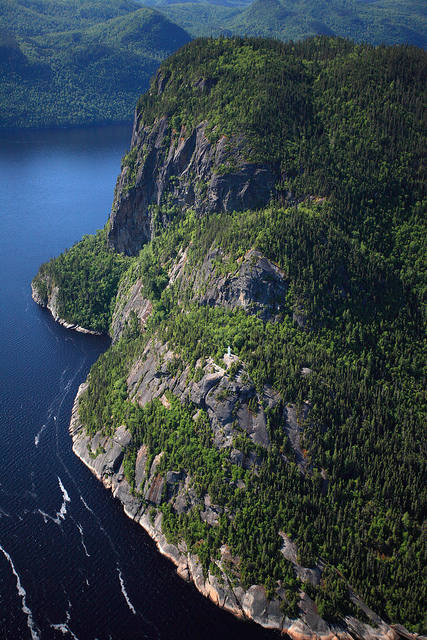 Saguenay River Fjord The Canadian Encyclopedia