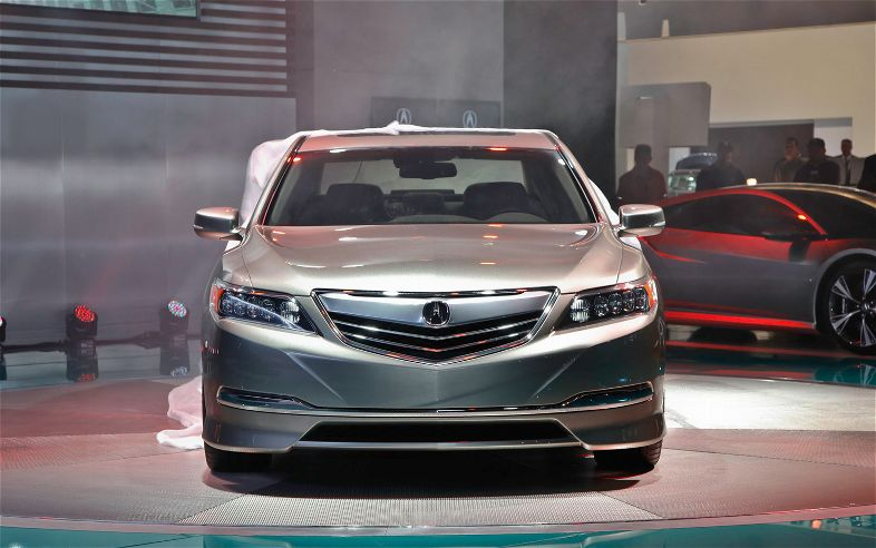 Car Manufacturers Who Owns Who 2018 2013 Acura Rlx The Fancy Civic From Honda « The Checkered