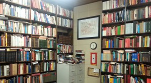 Picture of Books in Office Modified
