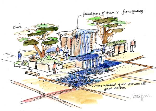 The Landscape Architecture of Lawrence Halprin (The Cultural