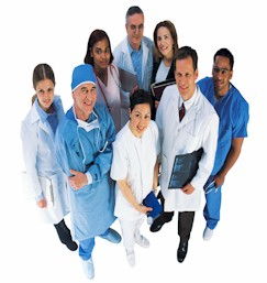 online orientation for healthcare professionals