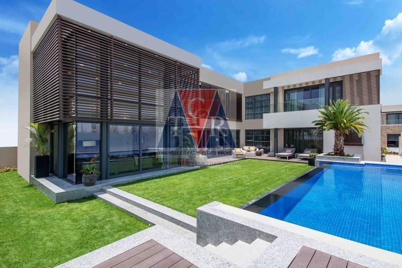 Type C 5 Bedroom Villa In Mbr City Meydan Tcr Broker